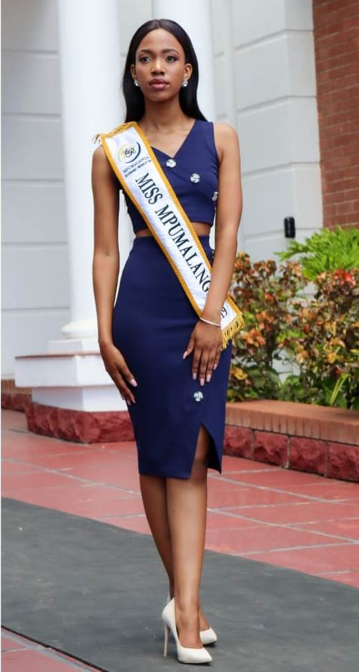 Stay On The Right Track In The New Year, Says Miss Mpumalanga photo