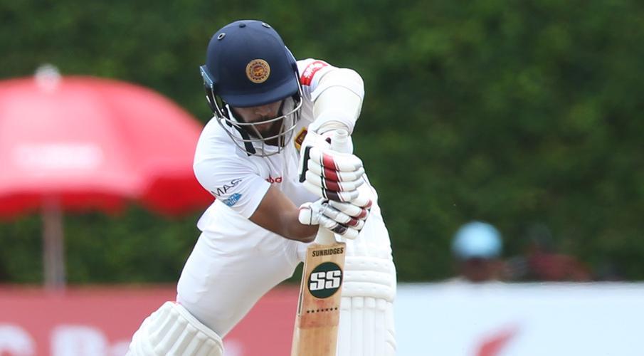 Mathews In Control As Sri Lanka Close In On Lead In Harare photo