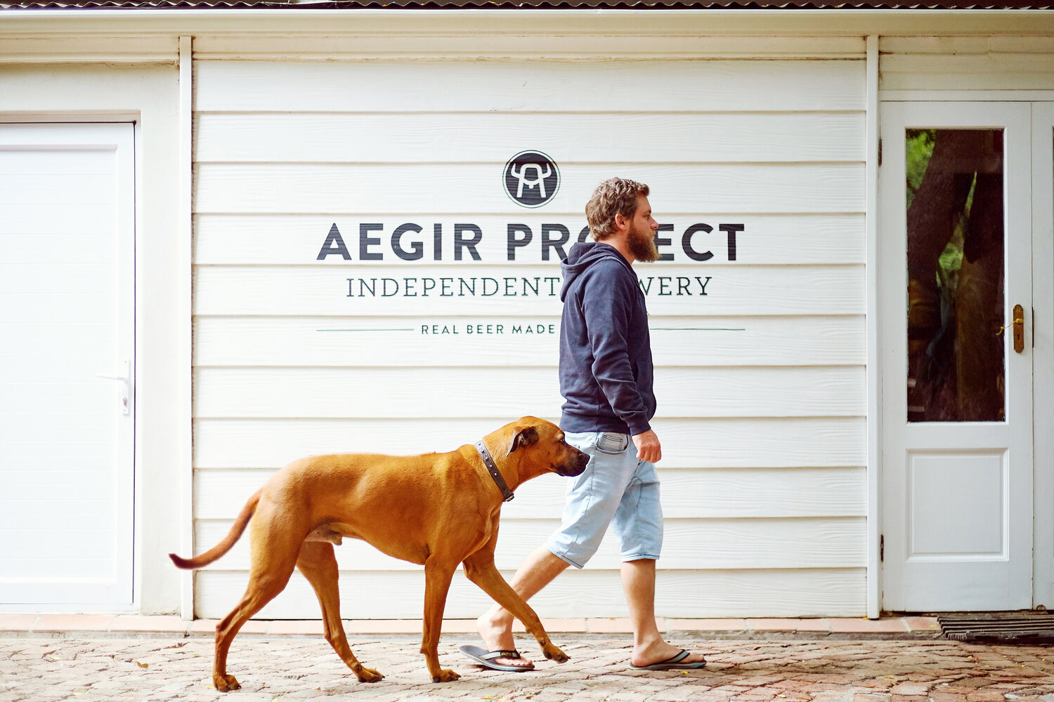Aegir Project And South African Craft Beer's Rising Tide photo