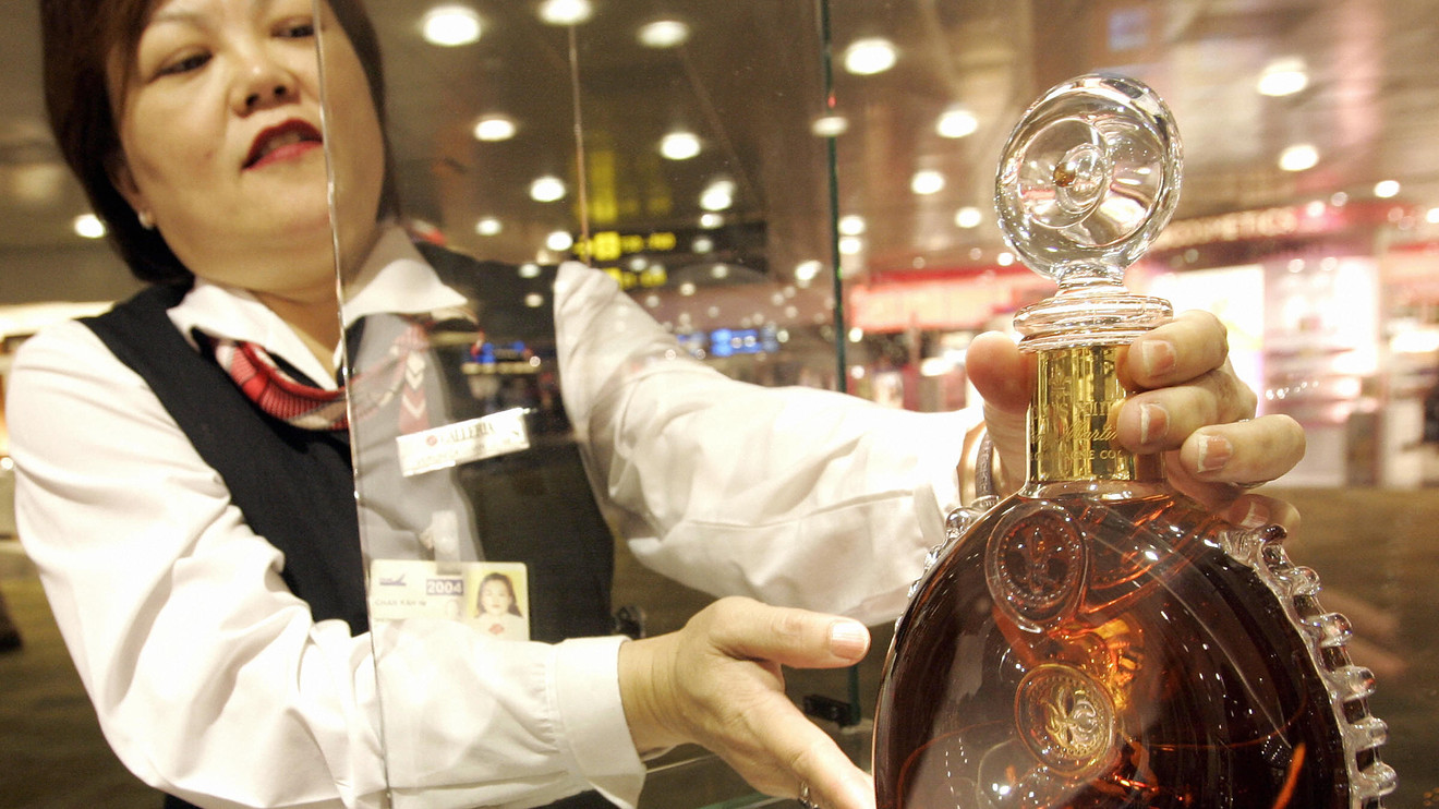 Remy Cointreau Sales Fall, Suspends Guidance Ahead Of New Roadmap photo