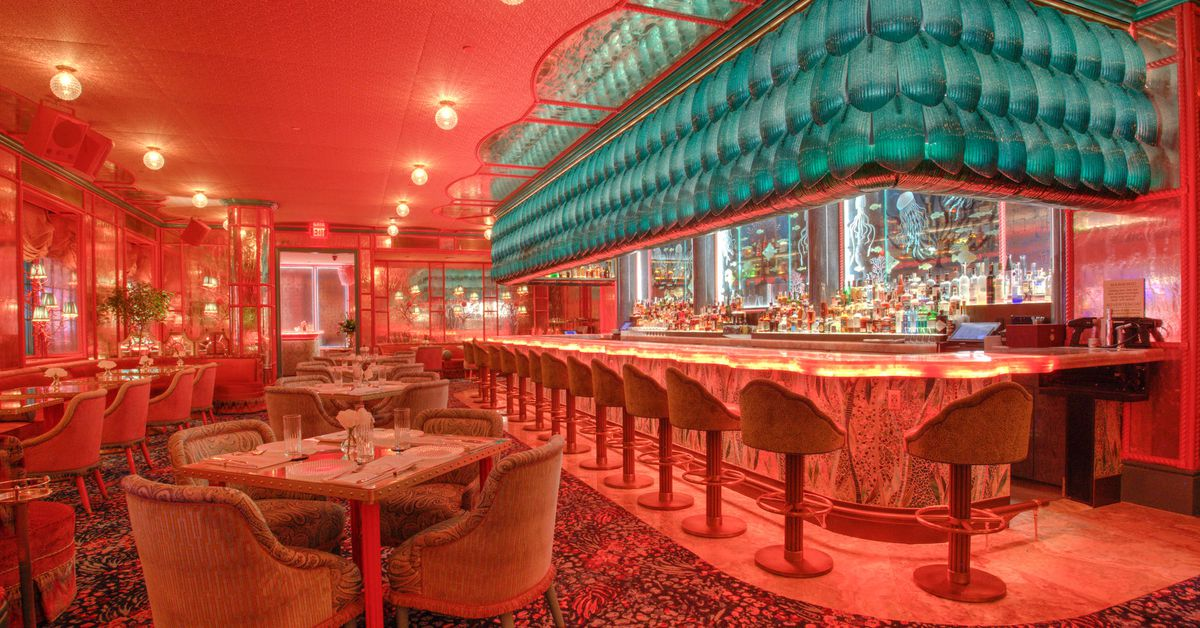Step Back In Time At The Bellagio's New Mayfair Supper Club photo