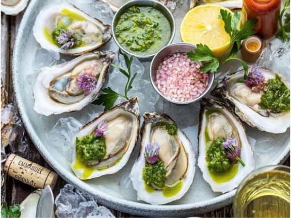 Where To Indulge In Oysters And Bubbly photo