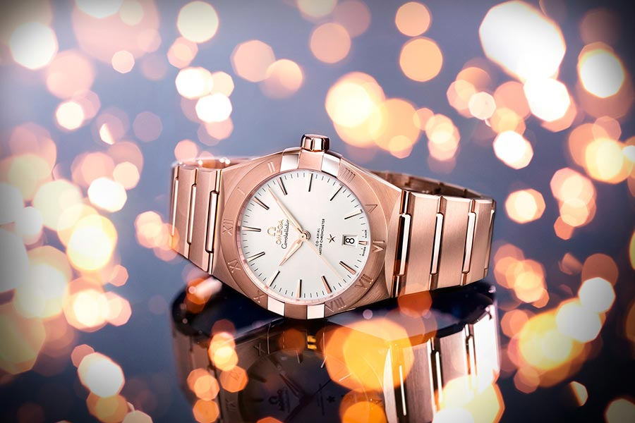 Introducing The New Omega Constellation Gents' Collection photo