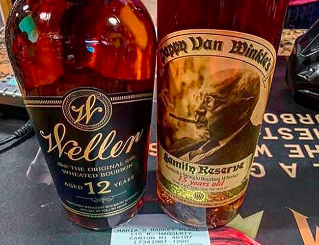You?re Paying Too Much For Bourbon, And This Instagram Account Proves It photo