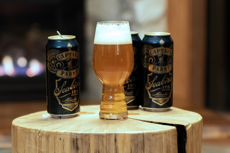 Pabst's New 'luxury' Beer Brand Launches Seabird Ipa photo