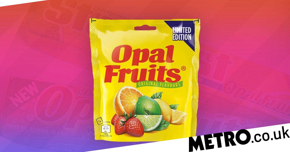 You Can Buy Opal Fruits Again photo