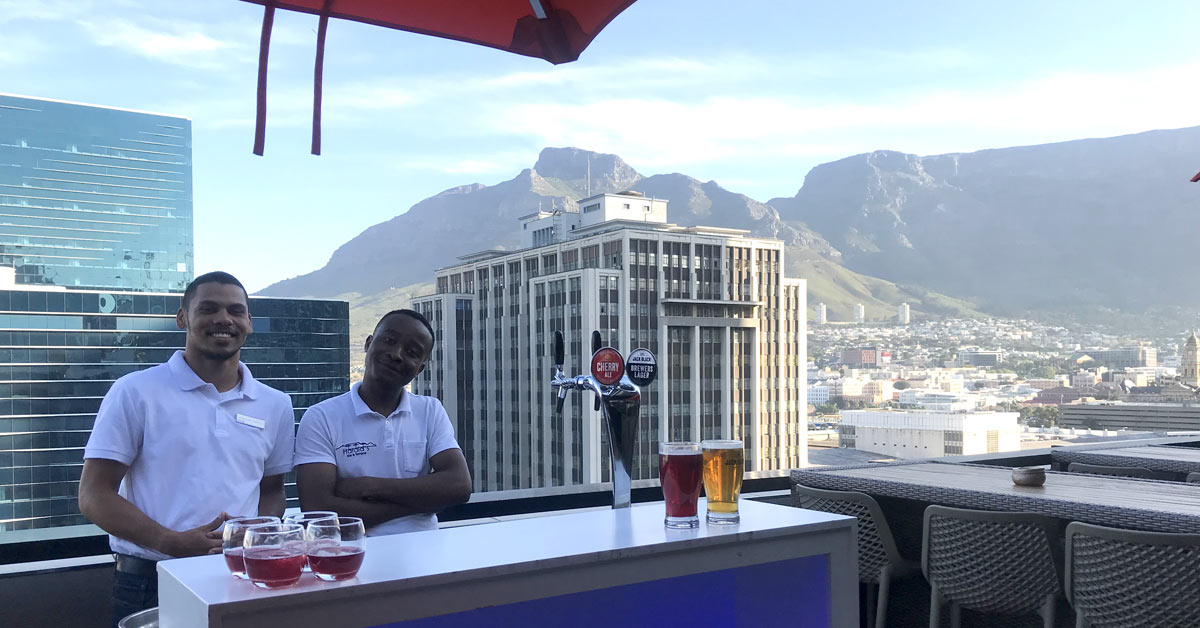 Sundowners & Specials At Herald's Bar & Terrace photo