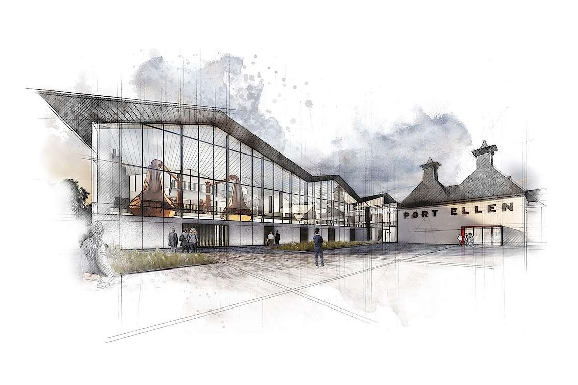 Plans For Port Ellen Distillery Approved photo