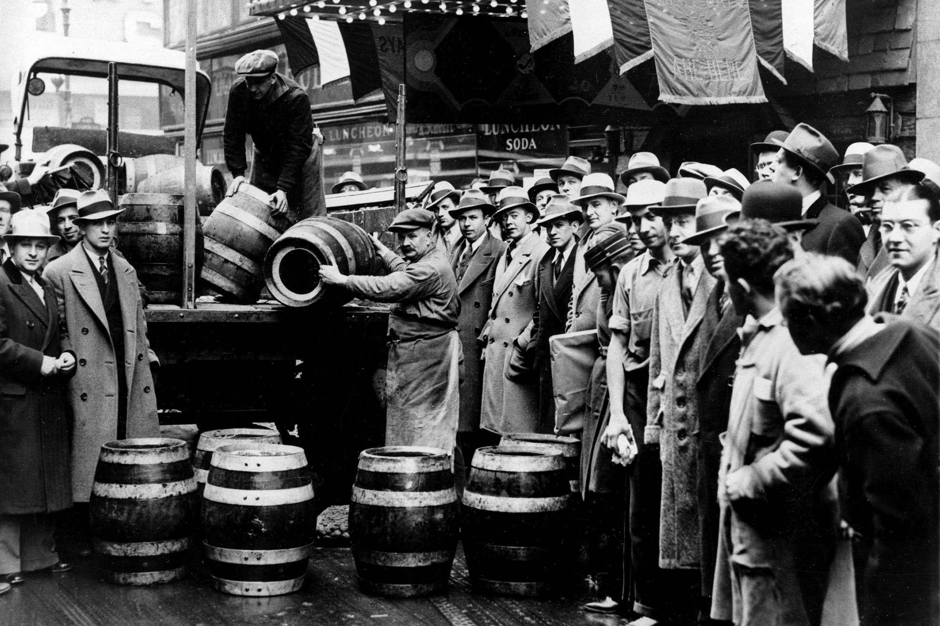 Without Prohibition, You Might Never Order A ?jack And Coke? photo