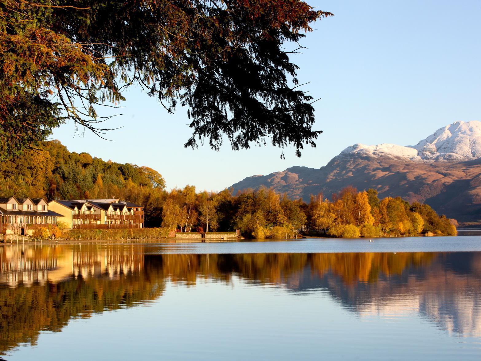 'breathtaking Views' On Offer At Scotland's Loch Lomond photo