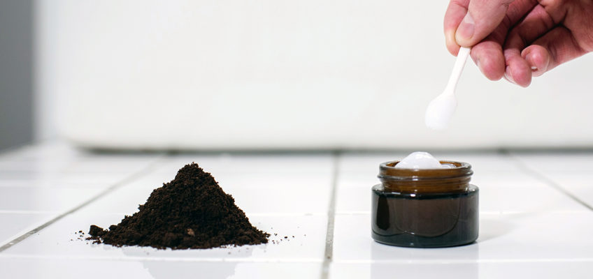 A Scottish Company Is Turning Coffee Grounds Into A Palm Oil Substitute photo