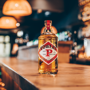 Powers Irish Whiskey Rebrands Ahead Of Us Gold Label Launch photo