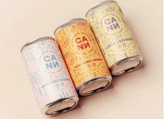 Cann, The Cannabis-infused Drink Company, Moves 150,000 Units And Raises $5 Million photo