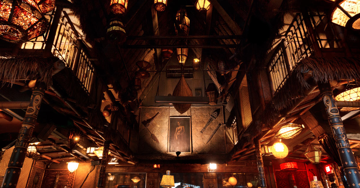 The World's 15 Most Important Tiki Bars photo