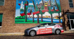 Captain Morgan Pledges $20k In Lyft Rides For Gasparilla 2020 photo