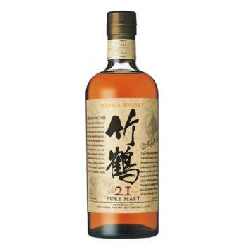Japanese Taketsuru Pure Malt Discontinued Due To Whisky Shortage photo