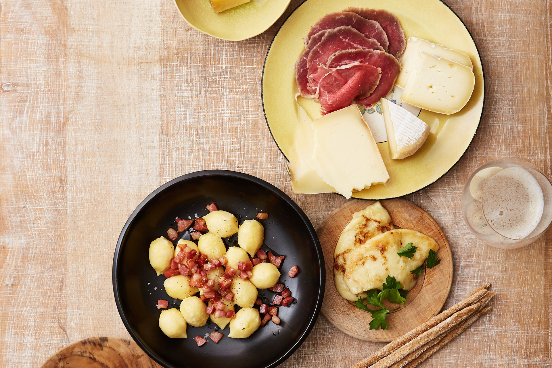 Gnocchi, Cheese And Other Dishes To Pair With Northern Italian Bubbles photo