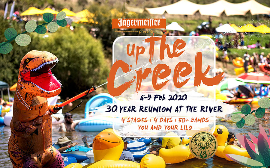 Must-Try Festival Beverages At Up the Creek 2020 photo