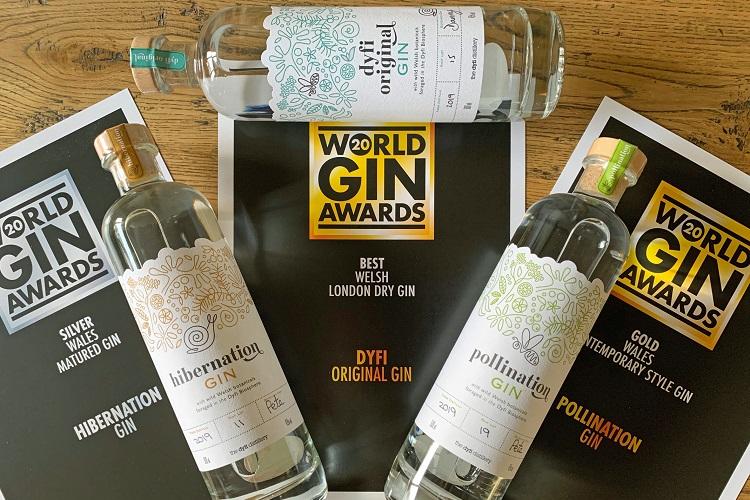 Welsh Micro Distillery Wins Awards At World Gin Awards photo