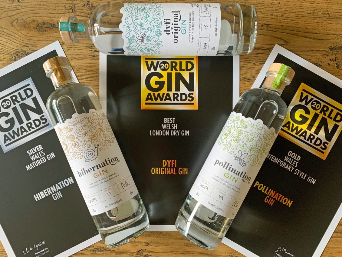 Welsh Micro Distillery?s Medals Hat-trick At World Gin Awards photo