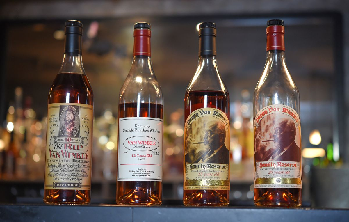 LCB Opens Lottery Giving Pennsylvanians A Chance To Buy Famed Van Winkle Bourbon photo