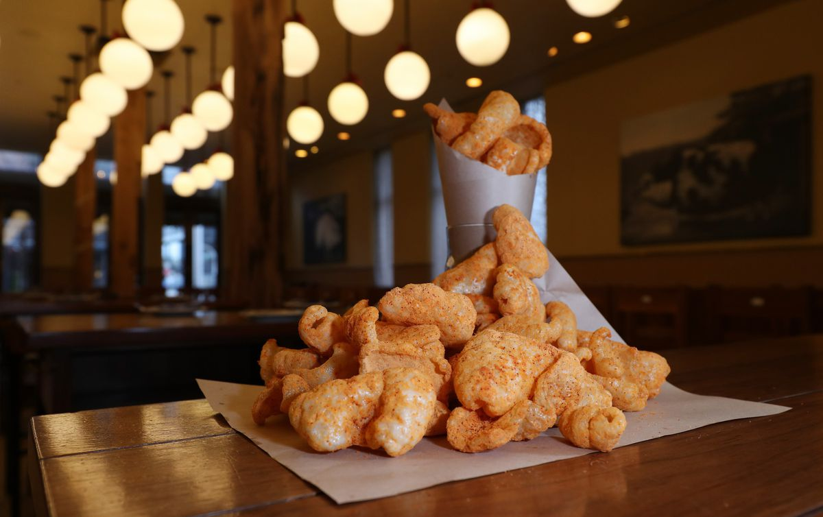 Pork Rinds Go Fancy And You Can Thank Keto And Paleo Dieters photo