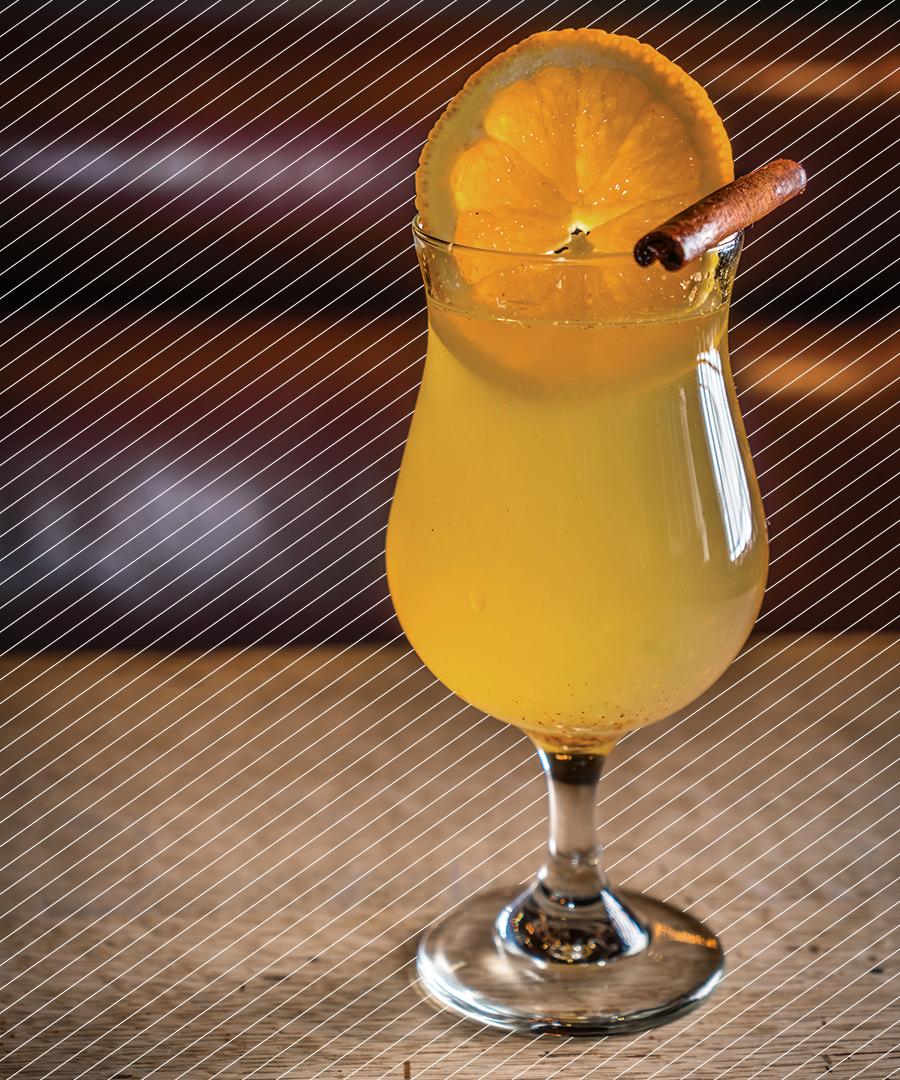 Drink Dujour: The Belvedere Toddy photo