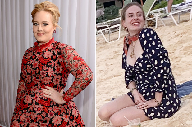 Adele's Rapid Weight-loss Attributed To Diet That Allows Red Wine And Chocolate photo