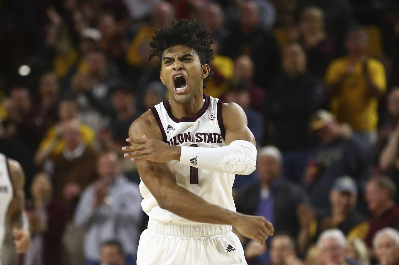 By The Numbers: Asu's Remy Martin Comes Up Big Against Rival Arizona photo