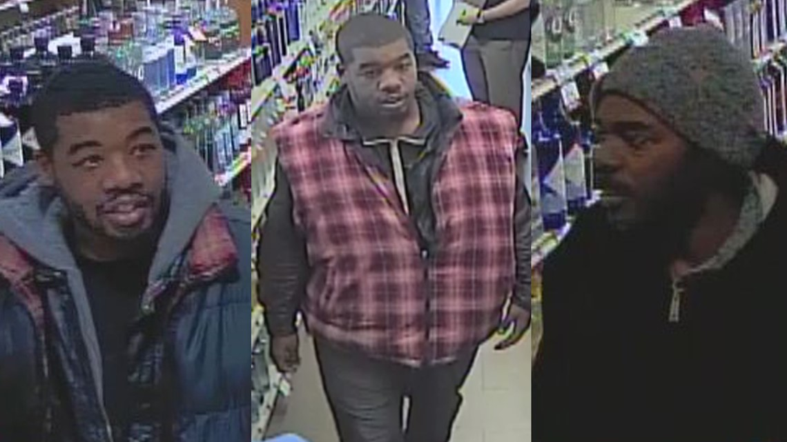 Suffolk Police Searching For Men Accused Of Stealing Liquor From Abc Stores photo