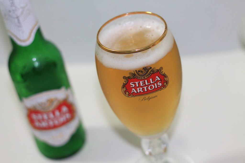 Why Have The Stella Artois Bottles Gone Green? photo