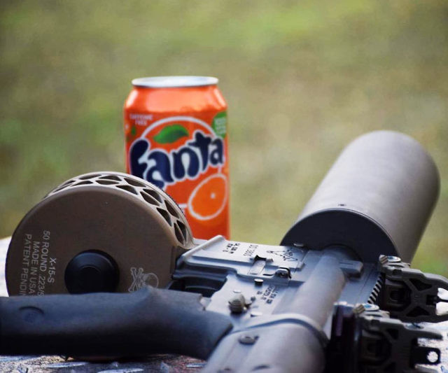 beer cannon 640x533 1 The Beer Can Cannon, cause sometimes you need to fire off some cans