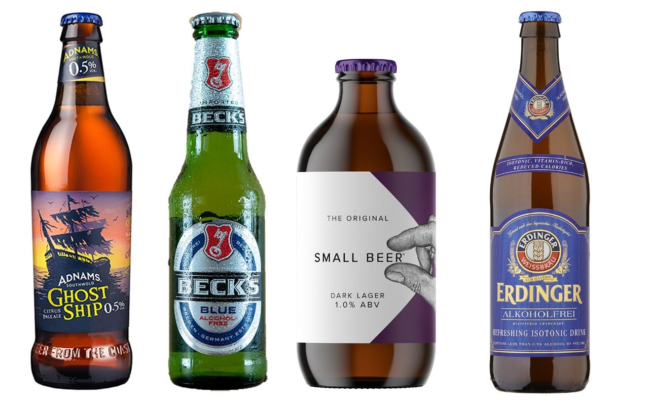 The Best Low- And No-alcohol Beers For Dry January? We Ask Motorists To Test-drive The Latest Range photo