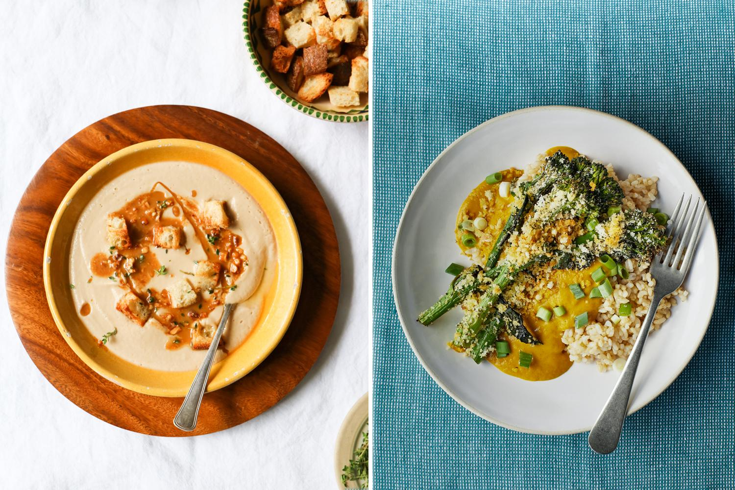 Delicious Plant-based Recipes To Inspire Your Veganuary photo