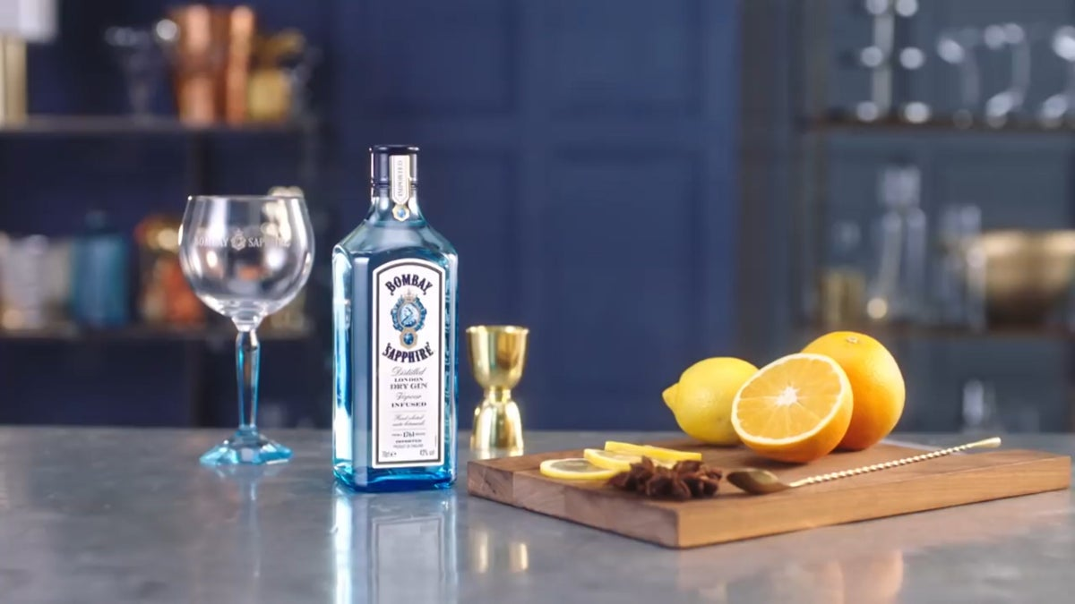 How Bombay Sapphire Gin Stays Ahead Of The Competition photo