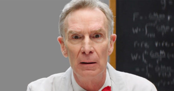 Bill Nye Has News About Mars In Sodastream Super Bowl Teaser photo