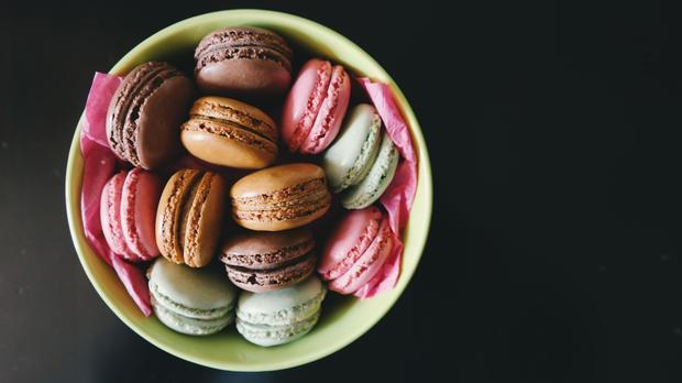 Baker Accidentally Makes Macarons That Look Just Like Testicles photo
