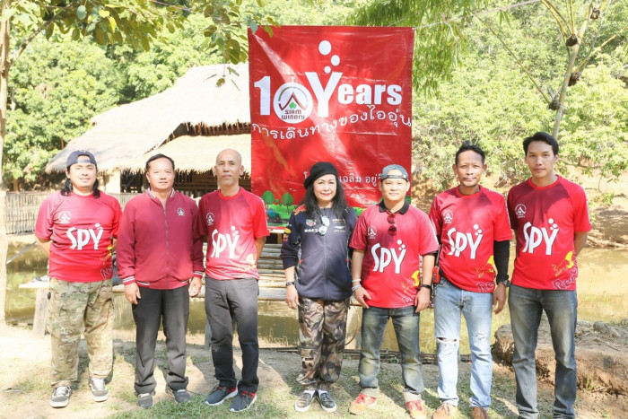 Siam Winery Continues For The 10th Year Our Social Responsibility photo
