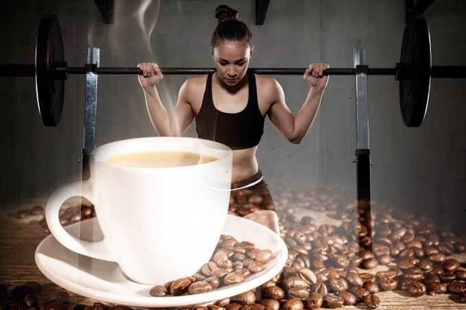 Exercise Has The Same Effect On The Brain As Coffee photo