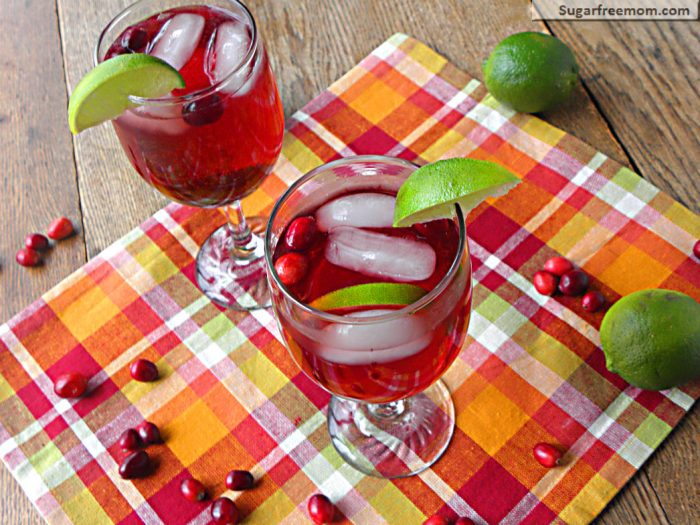cranberry1 700x525 3 Booze free Drinks To Help You Through Dry January