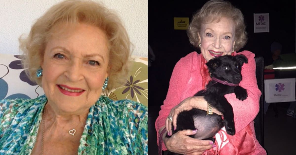 Betty White Turns 98 And Credits Optimism For Such A Long Life photo