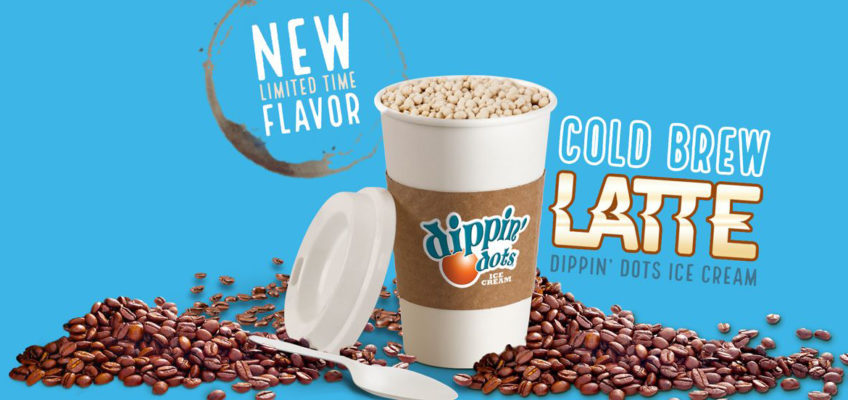 Behold The Delicious Nihilism That Is Cold Brew Latte Flavored Dippin? Dots photo