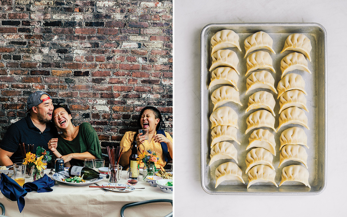 'authentically Us': Family-style Recipes For Lunar New Year From Double Awesome Chinese Food photo