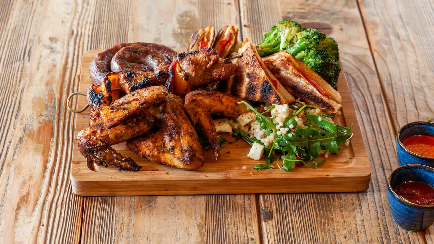 Half-price Deals On South African Fare At Popular London Restaurant photo