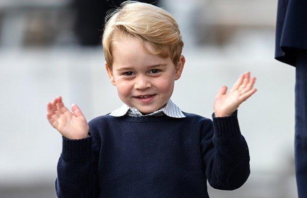 Prince George To Spill The Tea In New Animated Tv Series photo