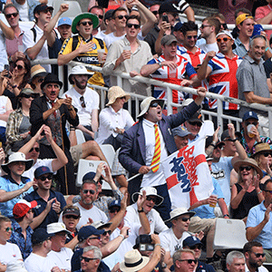 Barmy Army More Than Just Beer-drinking, Cricket-loving Fans photo