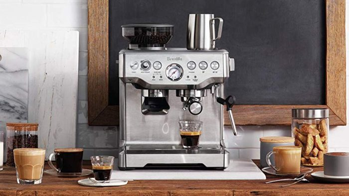 espresso machine 700x394 Kitchen Appliances That Are Worth Splurging On