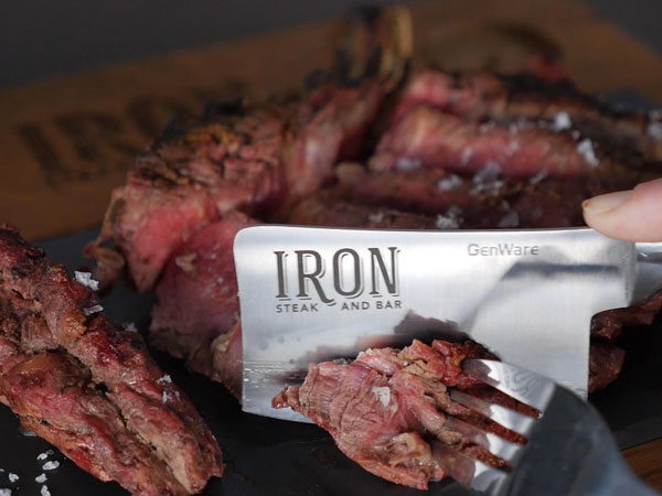 Try Flat Iron Steak At This New Bree Street Steakhouse photo