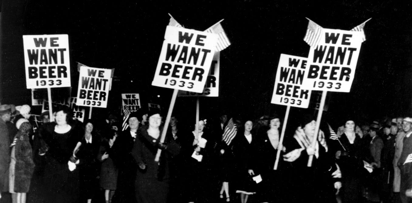 How Prohibition Changed The Way We Drink, 100 Years Ago photo