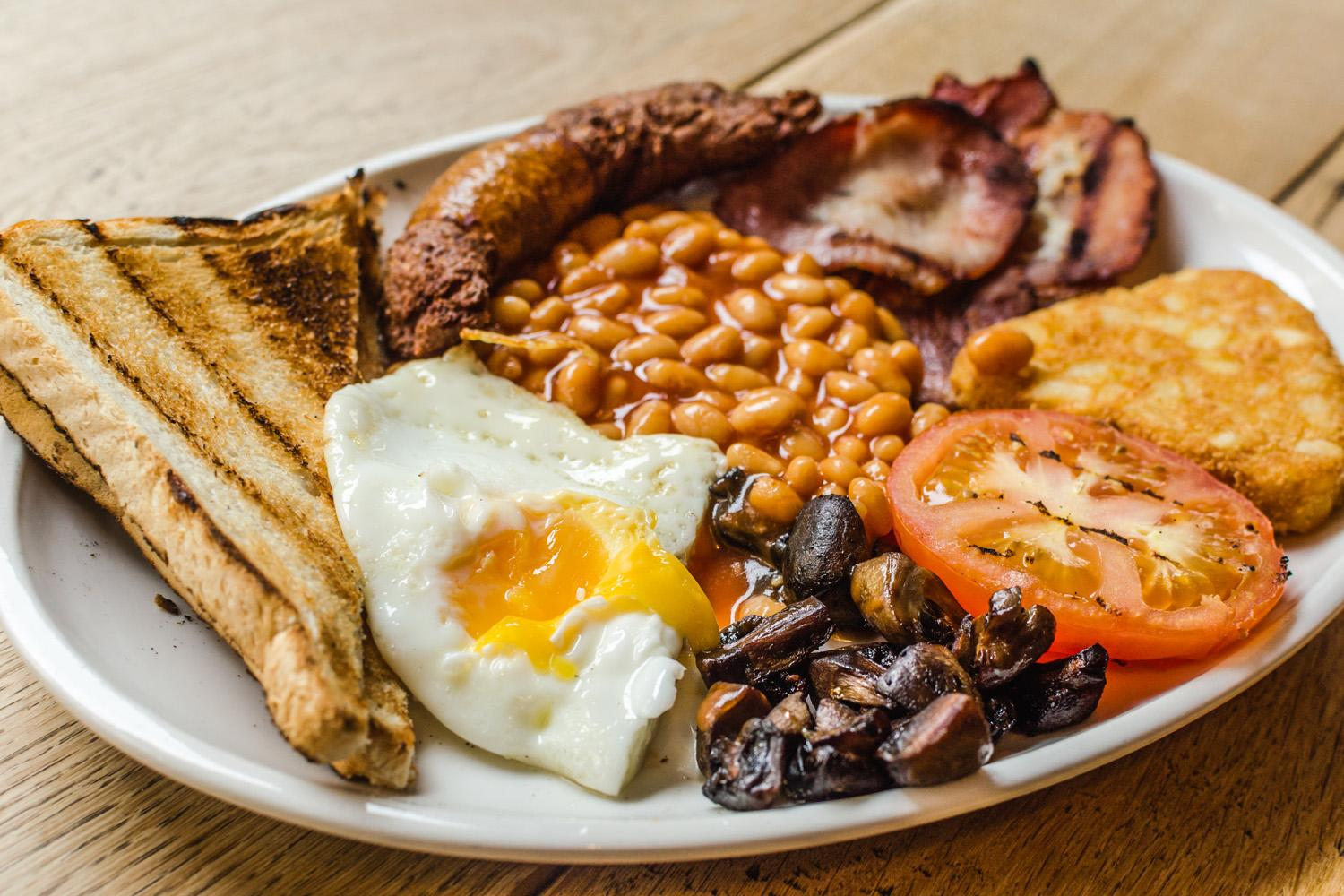 The Full English Breakfast Could ?die With The Next Generation? photo